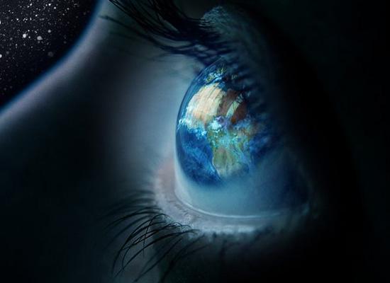 Фото Взгляд на Землю