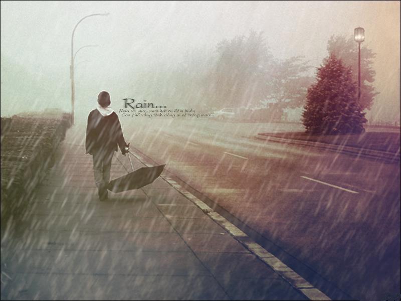 Человек идёт по дороге рисунки