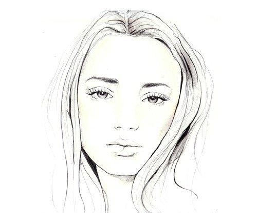 Тэги девушки красивые рисунки