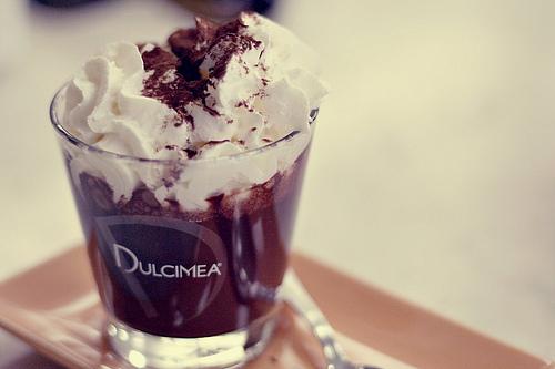 Фото Шоколадный десерт от Dulcimea