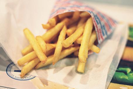 Фото Картошка-фри в пакете (© Кофе мой друг), добавлено: 05.02.2012 12:36
