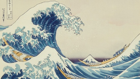 Фото По высоким волнам пробираются к берегу хрупкие лодочки (© Anatol), добавлено: 19.02.2012 19:35