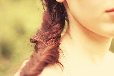 Фото Девушка с заплетенной косой (© Радистка Кэт), добавлено: 20.02.2012 03:16