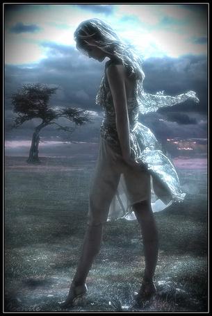 Фото Девушка на природе (© Флориссия), добавлено: 21.02.2012 20:39