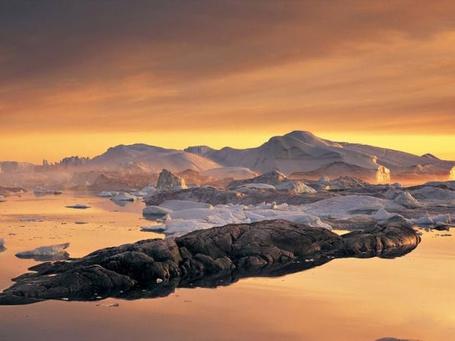Фото Суровая северная природа - невысокие сопки, огромные валуны и снег (© Anatol), добавлено: 26.02.2012 21:21