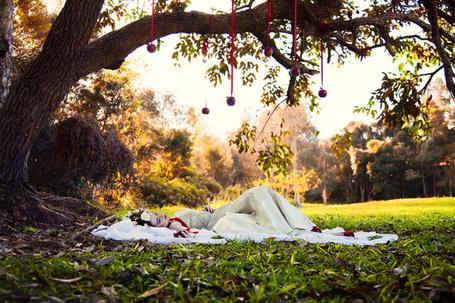 Фото Девушка лежит под деревом (© Штушка), добавлено: 29.02.2012 15:10