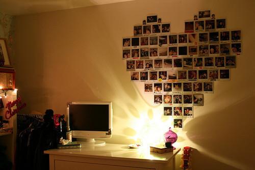 Из чего сделать стену в комнате своими