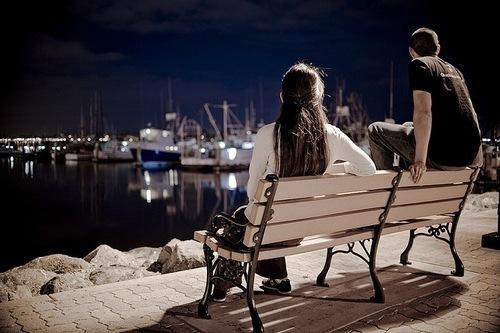 Парень и девушка фото простые