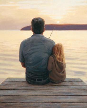 Фото Девочка с папой на рыбалке (© Mary), добавлено: 02.03.2012 19:31