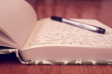 Фото Вести дневник - это значит постановить, что жизнь твоя страшно увлекательна (© MMS), добавлено: 03.03.2012 23:28