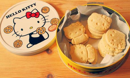 Фото Печенье 'Hello Kitty' (© Кофе мой друг), добавлено: 04.03.2012 12:43