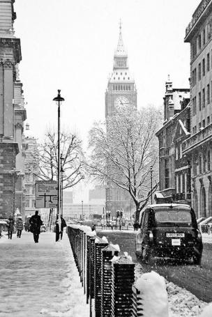 Фото Старый Лондон (© Золото нации), добавлено: 09.03.2012 12:02