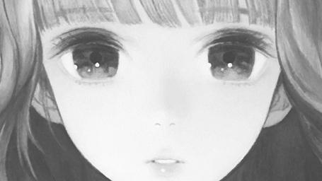 Фото Девушка с большими глазами (© Coupable), добавлено: 11.03.2012 12:35