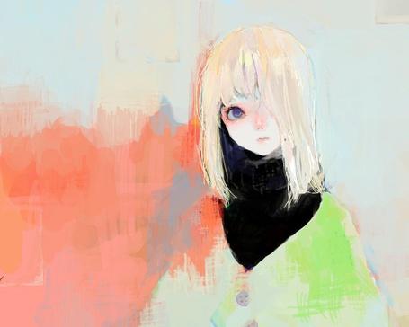 Фото Девушка с белыми волосами (© Coupable), добавлено: 11.03.2012 12:58