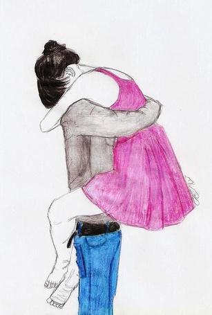 Фото Девушка запрыгнула на парня (© Феминистка), добавлено: 13.03.2012 18:20