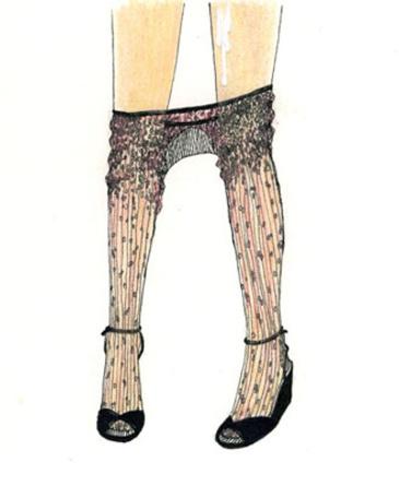 Фото Девушка приспустила колготки (© Феминистка), добавлено: 13.03.2012 18:40