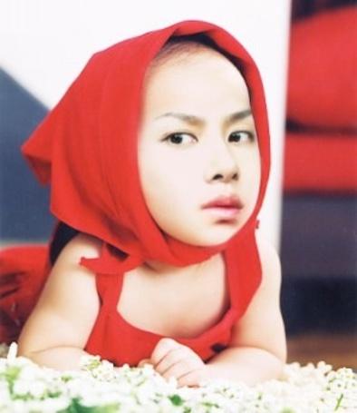 Фото Девушка в красном платке (© Kumako), добавлено: 26.03.2012 02:44