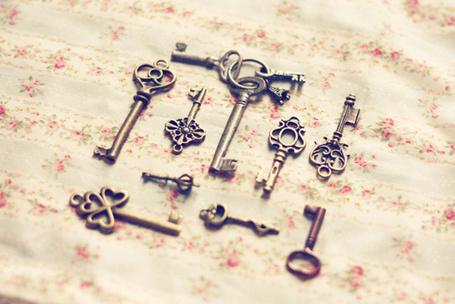 Фото Красивые ключики (© Кофе мой друг), добавлено: 29.03.2012 14:30
