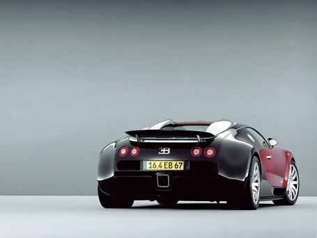 Фото Bugatti Veyron / Бугатти Вейрон (© Anatol), добавлено: 31.03.2012 16:40