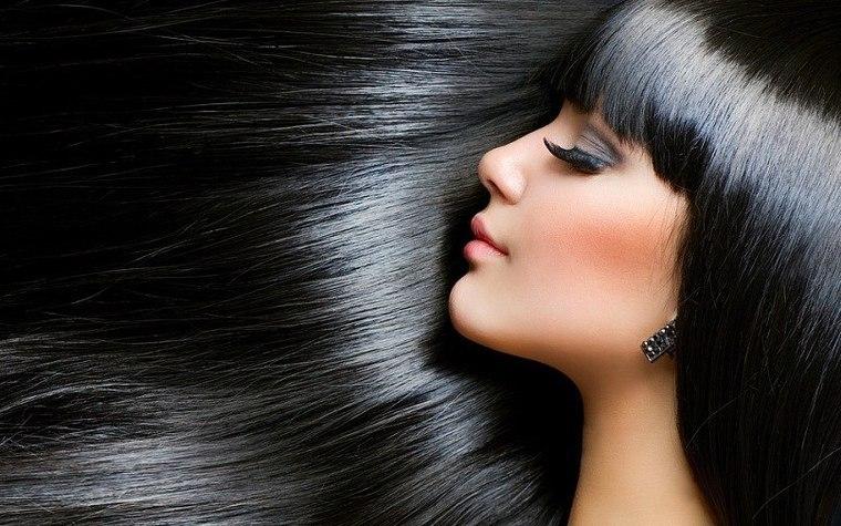 Девушки картинки с красивыми волосами