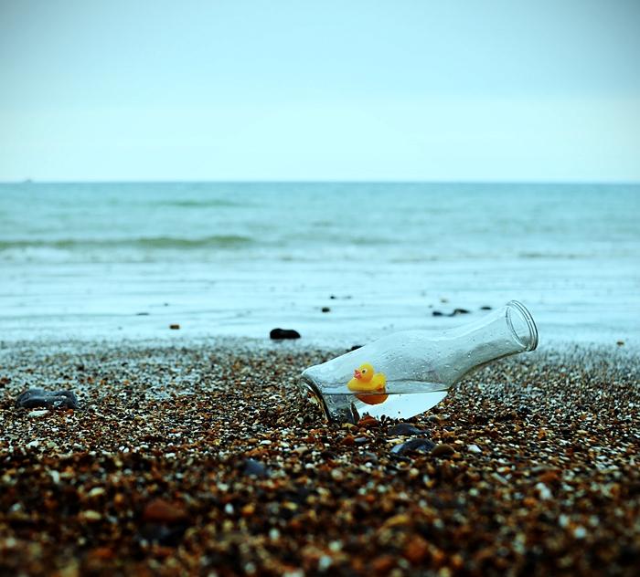 грустные фото моря