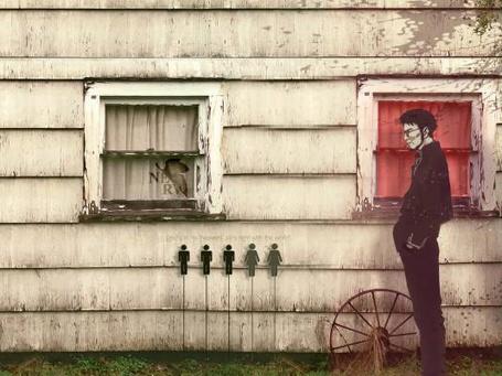 Фото Крик души. Картина одинокого человека (NERW)