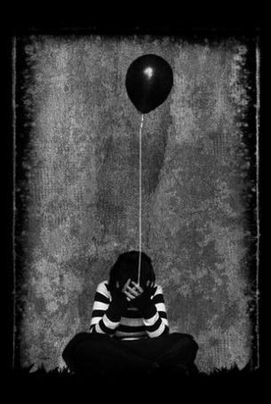 Фото Девушка с шариком