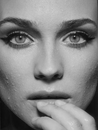 Фото Актриса и фотомодель Диана Крюгер/Diane Kruger, фотограф - Christophe Meimoon