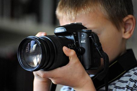 Фото Юный фотограф (Nikon)