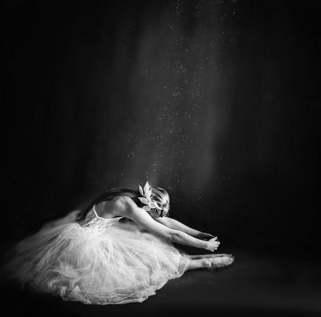 Фото Балерина в образе