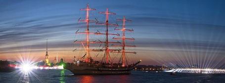 Фото Красивые фото Санкт-Петербурга - корабли на Неве (© Anatol), добавлено: 17.04.2012 14:15