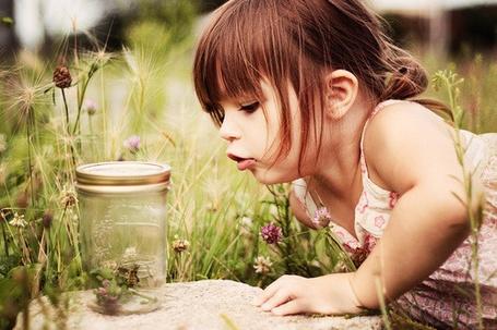 Фото Девочка смотрит на бабочку в банке (© Эротиkа), добавлено: 20.04.2012 11:32