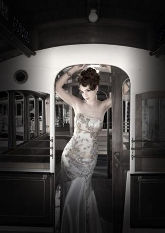 Фото Девушка в красивом платье (© АмстерDaмочka), добавлено: 28.04.2012 00:09
