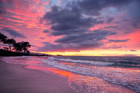 Фото Вечернее небо над морем, фотограф - Isac Goulart (© Malenkoe 4ydo), добавлено: 28.04.2012 08:12