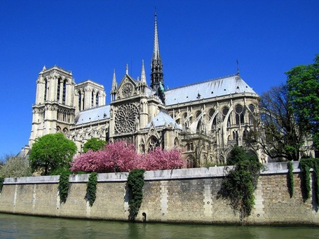 Фото Нотр-Дам де Пари. Париж, Франция (© АмстерDaмочka), добавлено: 28.04.2012 19:12
