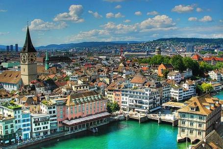 Фото Цюрих, Швейцария (© АмстерDaмочka), добавлено: 28.04.2012 23:47
