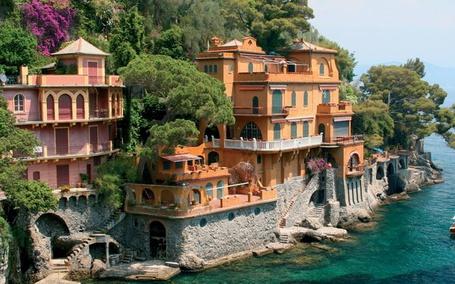 Фото Вилла у моря в Портофино, Италия (© АмстерDaмочka), добавлено: 29.04.2012 00:05