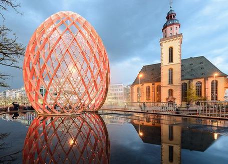 Фото Франкфурт-на-Майне, Гессен, Германия / Germany (© АмстерDaмочka), добавлено: 02.05.2012 05:09