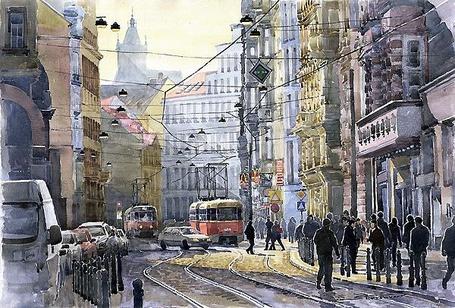Фото Будничный день в Праге (Юрий Шевчук) (© Кофе мой друг), добавлено: 02.05.2012 17:44