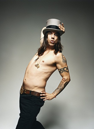 ���� ��� - �������� ������ ����� / Anthony Kiedis, �������� Simon Emmett (� Radieschen), ���������: 09.05.2012 11:06