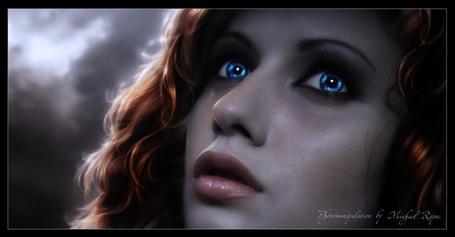 Фото Рыжеволосая девушка, Michael Rayne (© Флориссия), добавлено: 10.05.2012 20:51
