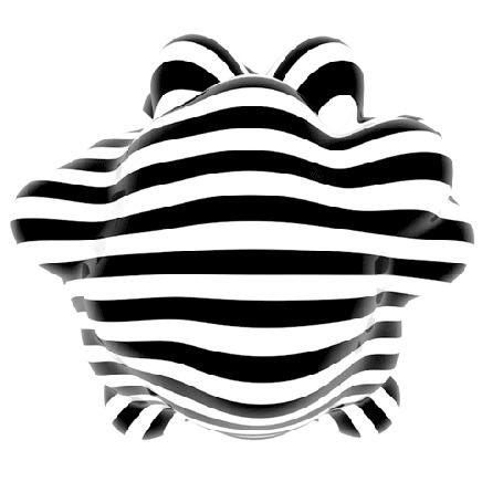 Фото Прикольная штука, нечто бесформенное и полосатое (© StepUp), добавлено: 14.05.2012 11:10