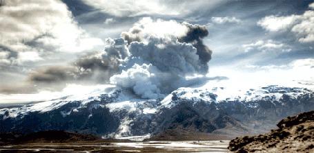 Фото Извержение вулкана (© ВалерияВалердинова), добавлено: 16.05.2012 19:14