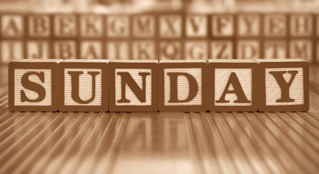 ���� ����� 'Sunday / �����������' �� ������� (� ���� ��� ����), ���������: 03.06.2012 12:10