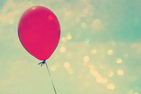 Фото Воздушный шар на фоне неба