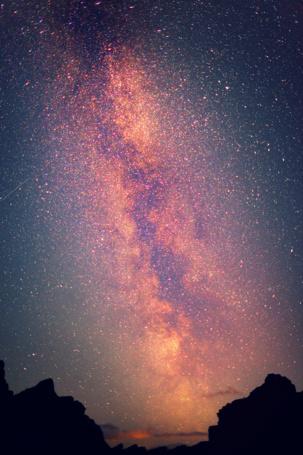 Фото Звездное небо (© Феминистка), добавлено: 18.06.2012 21:26