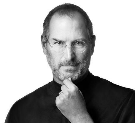 Фото Основатель компании Apple Стивен Пол Джобс / Steven Paul Jobs
