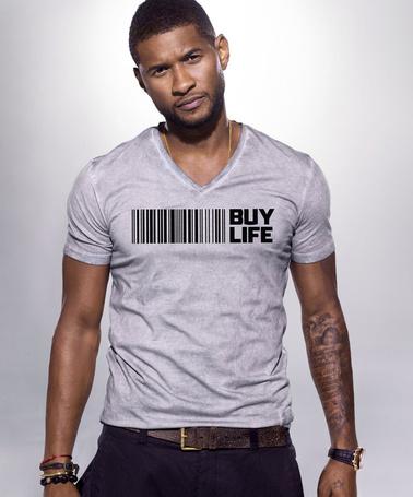 ���� ������������ ����� ���� / Usher � ����� � �������� Buy Life, ��������� ��������� Markus Klinko & Indrani (� Radieschen), ���������: 26.06.2012 11:47