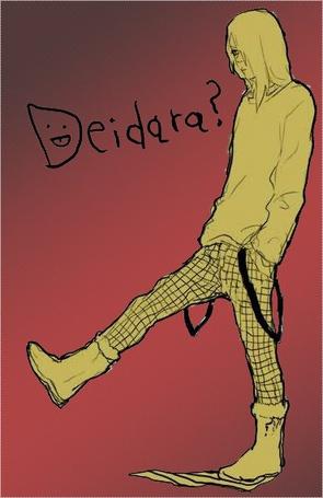 Фото Стильный Дей из аниме Наруто / Naruto (Deidara?) (© D.Phantom), добавлено: 26.06.2012 16:01