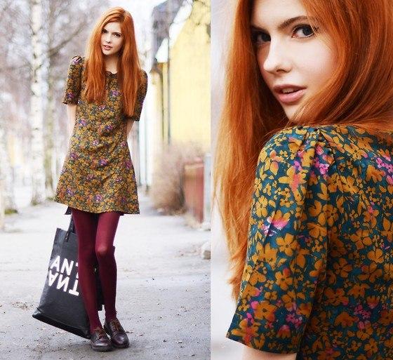 рыжие худые девушки фото-бш2